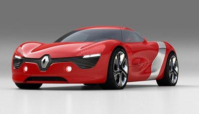 Новый концепт-кар от Renault