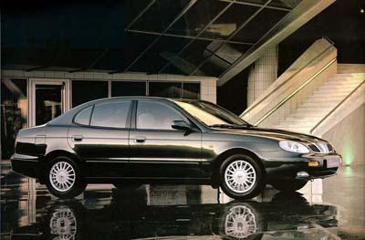 Автомобиль Daewoo Leganza