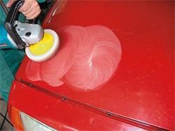 Самостоятельная мойка и полировка автомобиля.