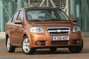 Chevrolet Aveo Sedan - лучшее соотношение цены и качества.