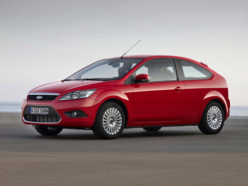 Ford Focus - обзор