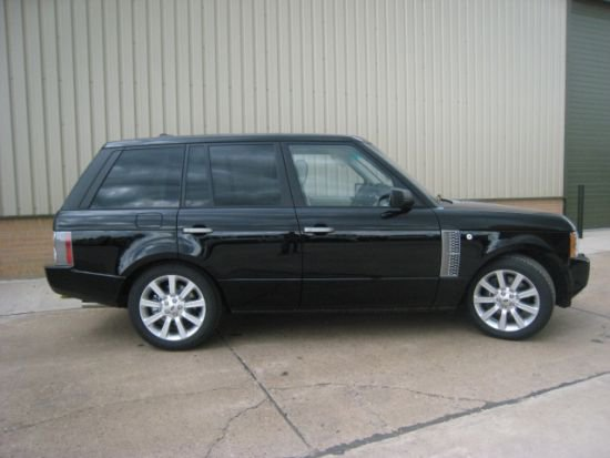 Range Rover Vogue 4.2 V8 Supercharged