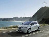 Новый Renault Zoe – 100% электромобиль