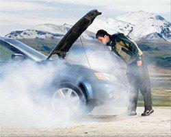 Причины перегрева двигателя автомобиля.
