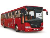 На Олимпиаду в Сочи в автобусах