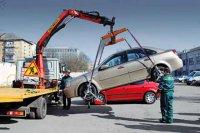 Некоторые особенности эвакуации автомобилей