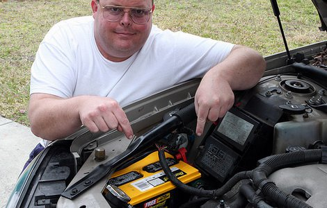 схема импульсное зарядное устройство для автомобильного аккумулятора.
