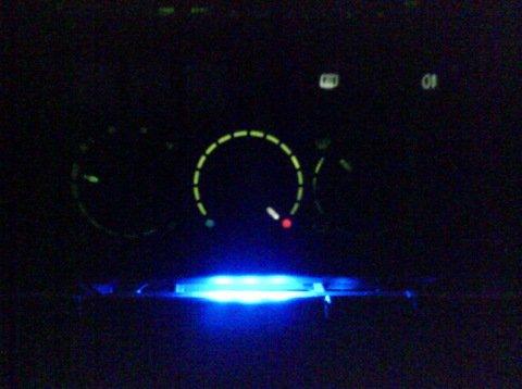 Тюнинг газели фото подсветки 23