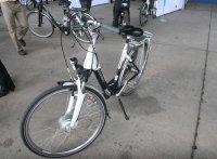 Велосипед с электроприводом, история его создания