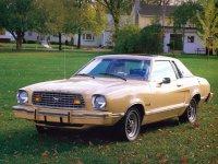 История Ford Mustang