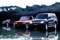 Показан юбилейный Mitsubishi Pajero Legend