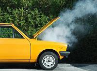 Летняя жара - опасность для машины?