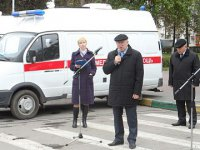 Выпуск и поставка новых машин скорой помощи в Нижнем Новгороде