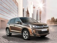 Citroen C4 Aircross 2.0 2WD AT Attract