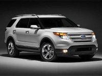 Внедорожник Ford Explorer