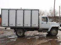 Российские фургоны для городских перевозок