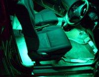 Как выбрать светодиодную ленту для тюнинга автомобиля