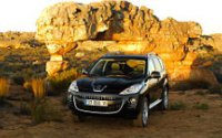 Внедорожники из Франции – Peugeot 4007 и Peugeot 4008