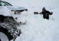 Как правильно очистить автомобиль ото льда?