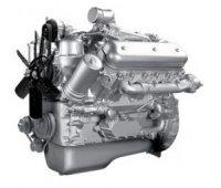 Современный двигатель ЯМЗ 236.