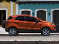 Немного о Ford EcoSport.