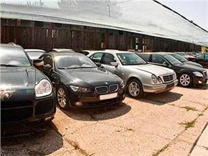 Две тысячи конфискованных автомобилей в хорошем состоянии невозможно продать по закону