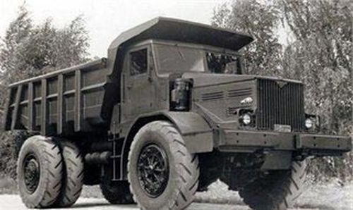 Какие самосвалы выпускались в СССР