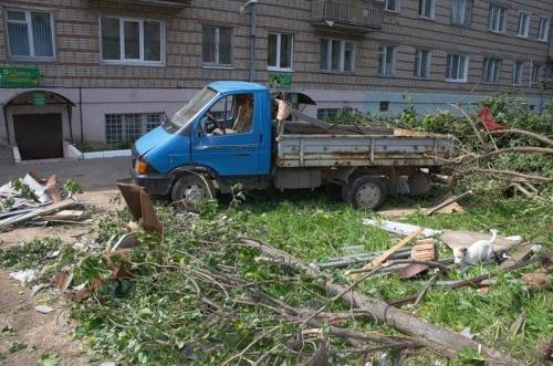 ЦОДД Москвы сообщил об ухудшении погодных условий