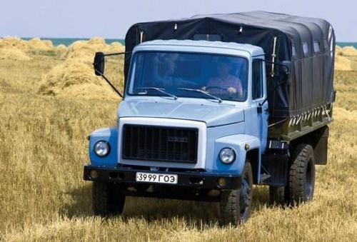 ГАЗ начал серийный выпуск грузовика «ГАЗон Next»