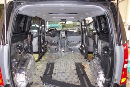 Шумовиброизоляция повысит безопасность автомобиля