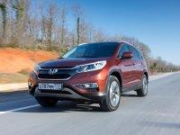 Тест-драйв Honda CR-V: первые впечатления