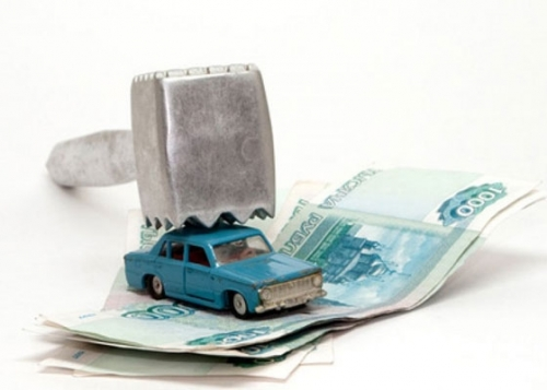 В России установят возрастное ограничение для автомобилей