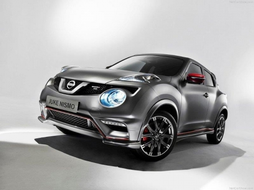 Nissan ???�???????�?� ?�?�???� Juke Nismo RS