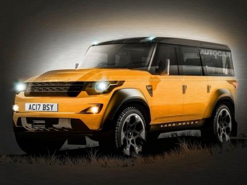 """???????�?? Land Rover Defender ?????�?�?� ?????�???�???�?? """"?????????�????"""" ???�????????"""