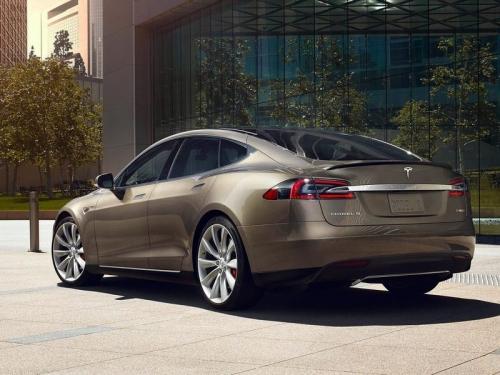 """Tesla ???????�???????�?� """"???�?�?�???�??"""" ?????�???????????????????�?? ???�???�?? Model S"""