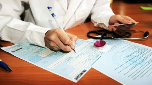 Нужна ли медсправка при замене водительского удостоверения?