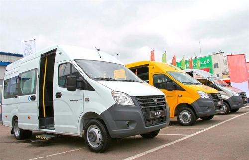 ГАЗ показал новые маршрутки поколения NEXT