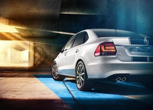 В РФ начались продажи Volkswagen Polo с турбомотором