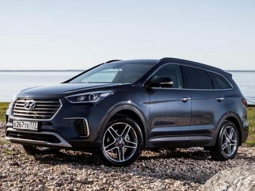 Hyundai Grand Santa Fe ???�?????????�???? ?? ?????????????�?�?�