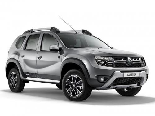 Renault Duster получил в России спецверсию Dakar Edition