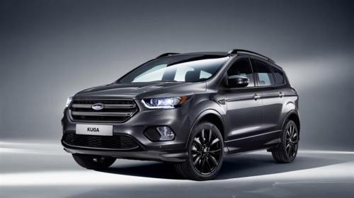 Обновленный Ford Kuga прописался в России