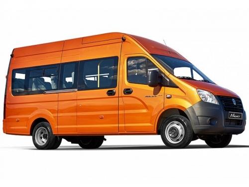 Микроавтобус «ГАЗель NEXT» поступил в продажу