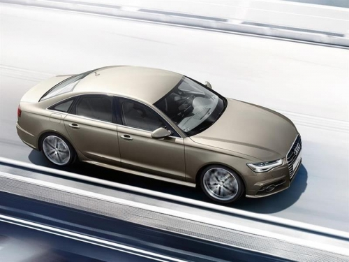 В России прекращена сборка седанов Audi