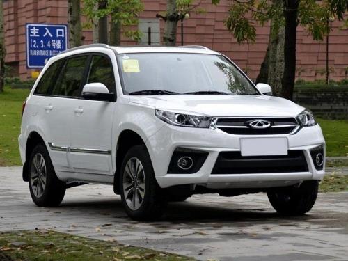 Chery Tiggo 3 оценили дороже Hyundai Creta