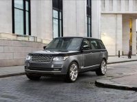 Range Rover представлен в самой роскошной комплектации