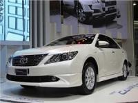 Toyota показала обновленный седан Camry Extremo