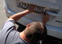 Дилеры добиваются права продавать новые автомобили вместе с номерами