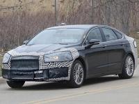 Ford Fusion/Mondeo готовится пережить рестайлинг