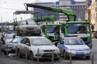 Москва предложила Госдуме не отменять эвакуацию из-под запрещающих знаков