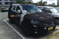 Обновленный Hyundai Santa Fe получит полный привод без кардана